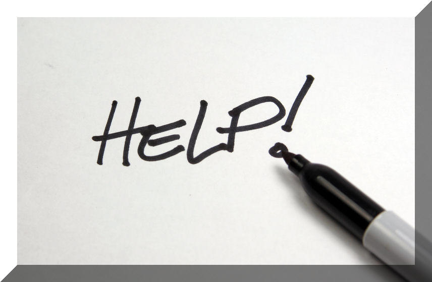The Importance of Asking for Help | Conditional Publications