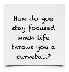 When Life Throws You Curveballs... (A Personal Account of Tourette Syndrome)